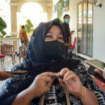 Ket foto: Kepala Dinas Pengendalian Penduduk, KB PPPA Karimun Rosmawati