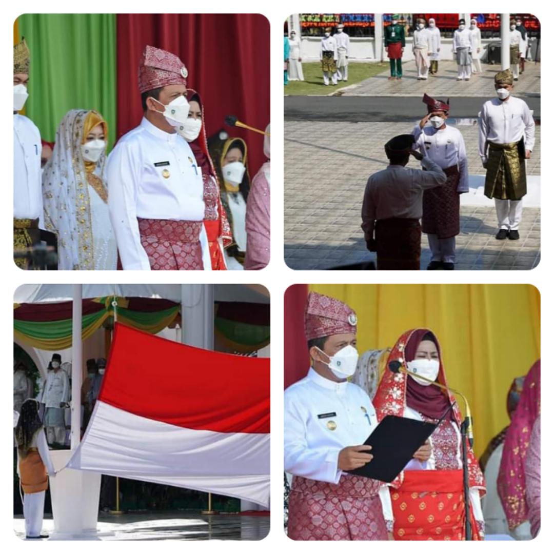 Rangkaian Hari Jadi Provinsi Kepulauan Riau Ke-19 Tahun 2021.