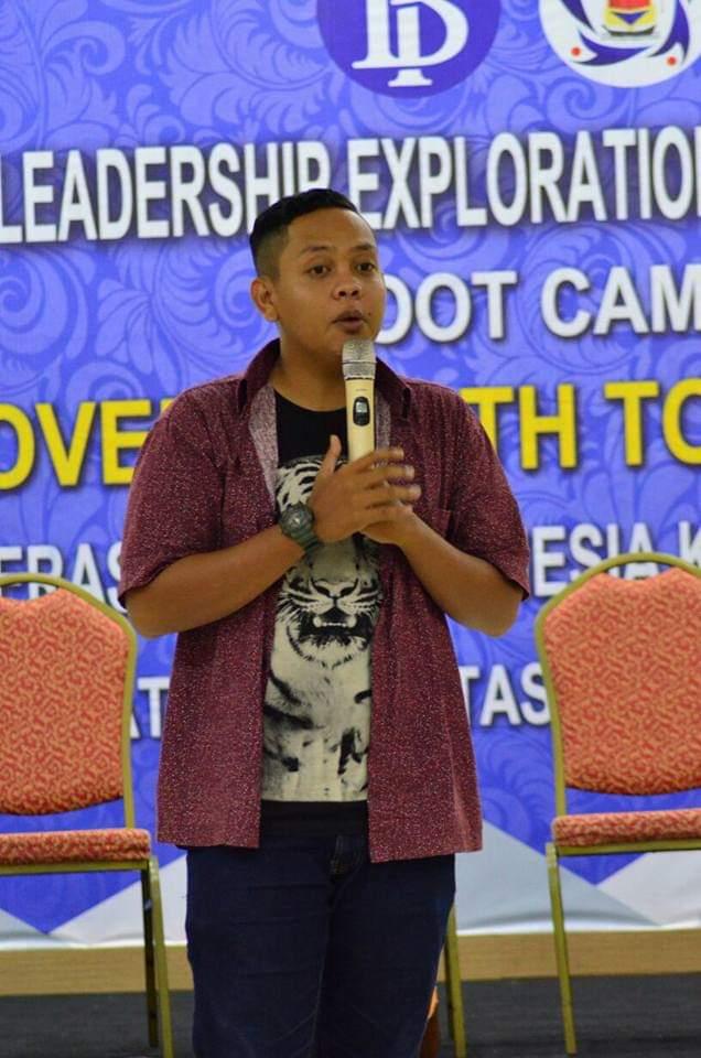 Mohammad Irfan Bendahara Lembaga Investigasi Negara Kepri