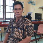 Nurdin, Kepala Desa Marok Tua Kecamatan Singkep Barat Kabupaten Lingga