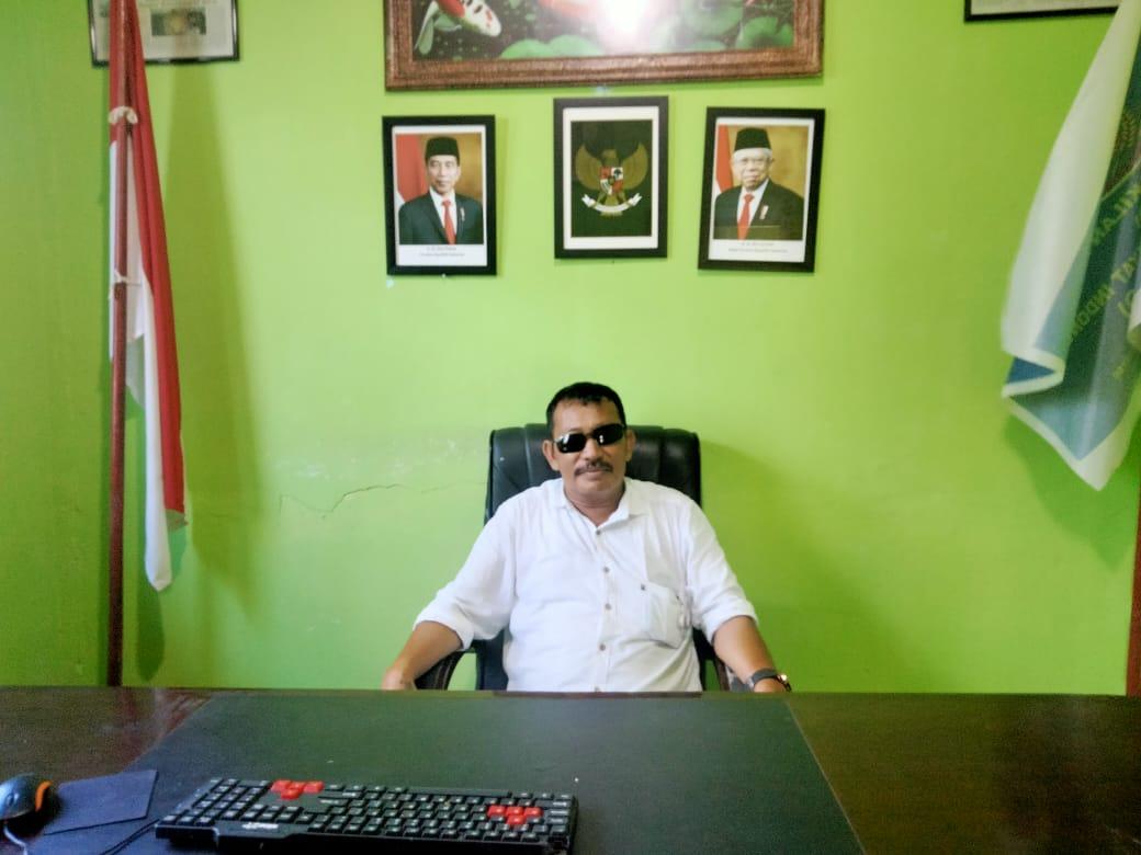 Ketua DPD LSM Forkorindo Provinsi Kepri, Parlindungan Simanungkalit.