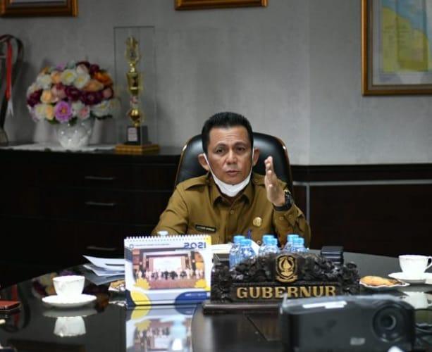 Gubernur Provinsi Kepulauan Riau, H. Ansar Ahmad.SE., MM