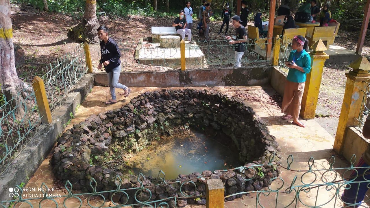 Perigi/Sumur Hangtuah Sebagai Ikon Wisata Daerah Dan Nasional