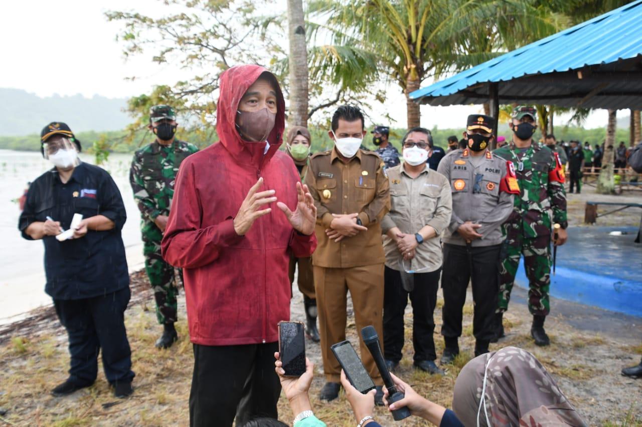 Presiden RI Jokowidodo.