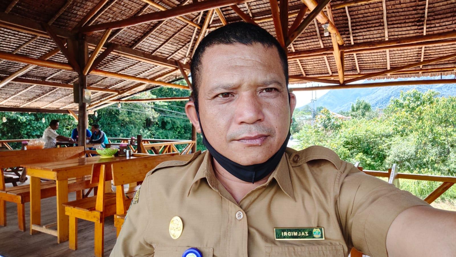 Sekretaris Dispar Kabupaten Lingga Zalmidri
