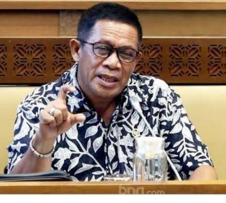 Anggota DPR-RI, Anggota Komisi II DPR RI, Ir. Hugua (foto istimewa)