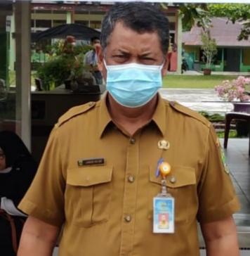 Wakil Ketua Panitia di Tingkat Kabupaten Lingga Junaidi Adjam