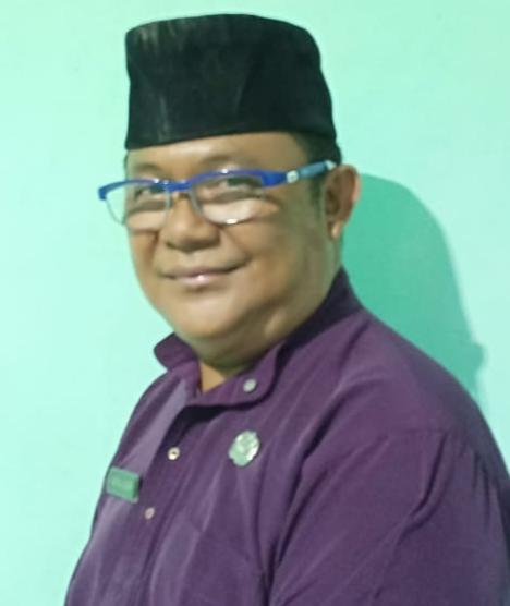 Foto Abdul Kadir, Camat Bakung Serumpun Kabupaten Lingga.