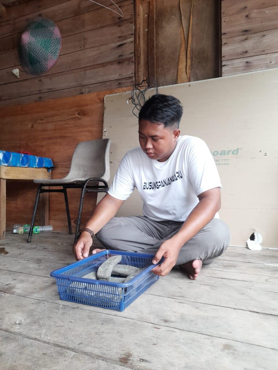 Salah Satu Produk Olahan Makanan Berbahan Dasar Ikan Bilis