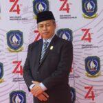 Anggota DPRD Provinsi Kepulauan Riau Hanafi Ekra Dari Fraksi PKS