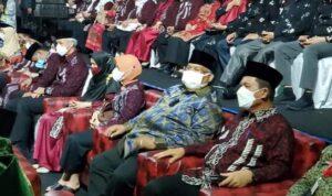 Gubernur Kepri, Ansar Ahmad Saat Menghadiri STQH Nasional XXVI Di Sofifi Provinsi Maluku Utara